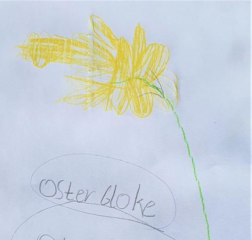Ole, 8 Jahre - OSTERGLOCKE